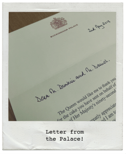 Palace Letter